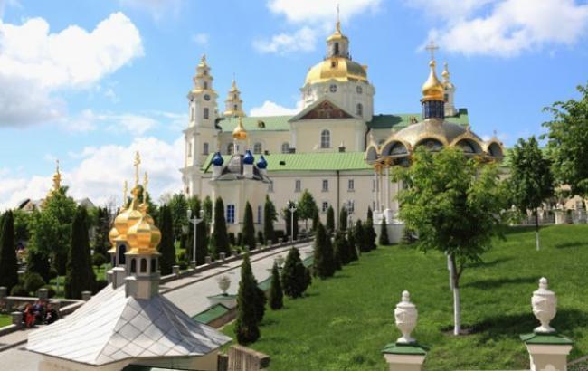 Кременецко-Почаевский заповедник провел ревизию в Почаевской лавре