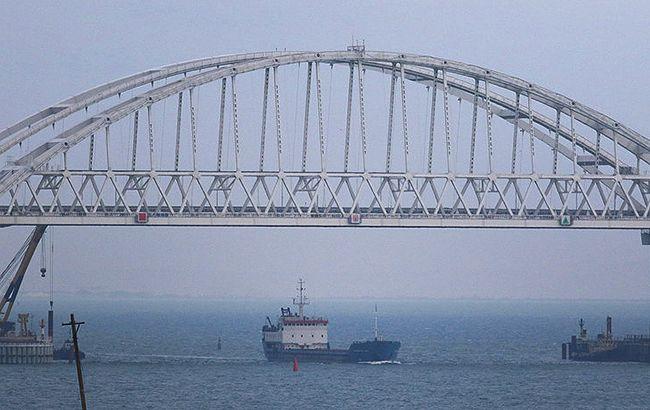Европарламент призвал РФ гарантировать свободу судоходства в Керченском проливе