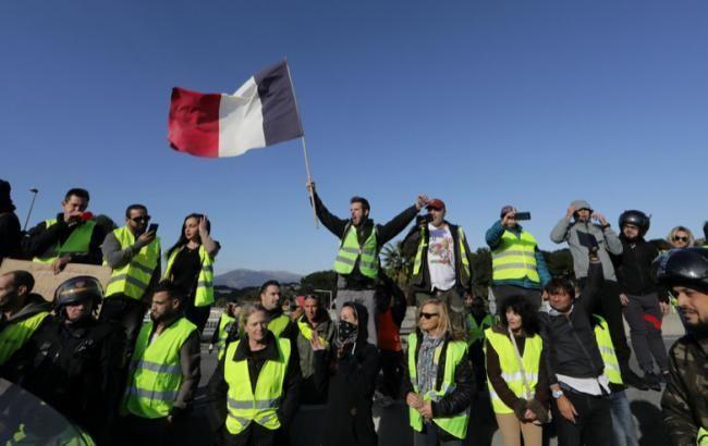 Во Франции правоохранители и власти готовяться к завтрашним акциям протеста