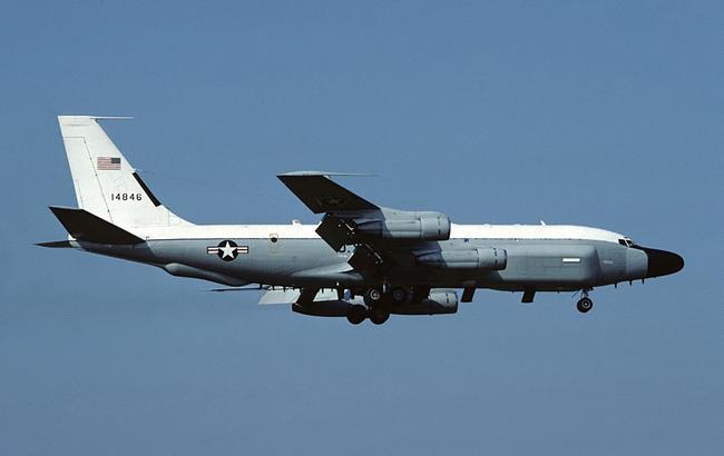Россия перехватила разведывательный самолет США, патрулировавший Крым