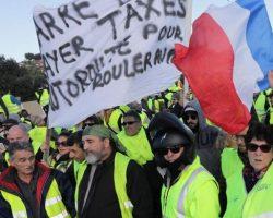 Количество погибших во время протестов во Франции возросло до 7
