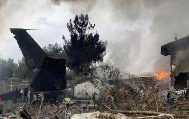 В Иране разбился грузовой Boeing