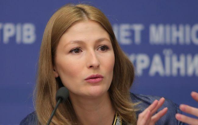 Джапарова рассказала о противодействии РФ в информпространстве Донбасса и Крыма