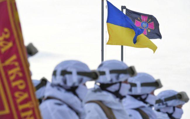 Порошенко утвердил эмблему и флаг Сил спецопераций