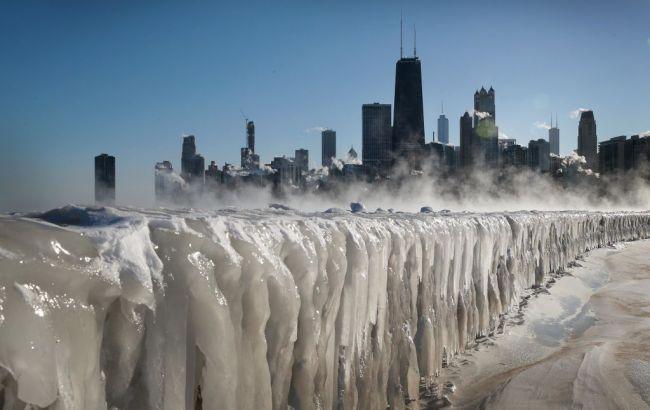 В результате аномальных морозов в США погибли 8 человек