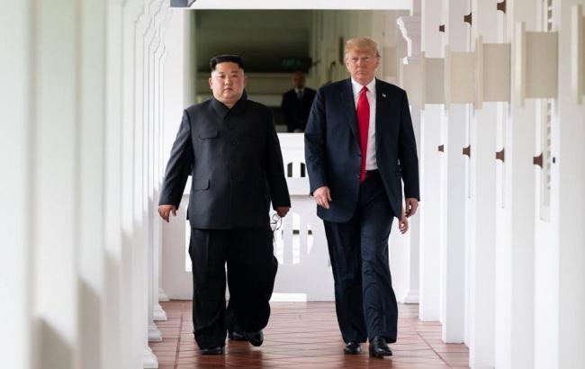 У Трампа рассматривают три места для его встречи с Ким Чен Ыном, - CNN