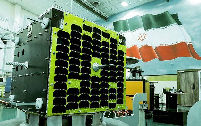 Иран неудачно осуществил запуск спутника на орбиту