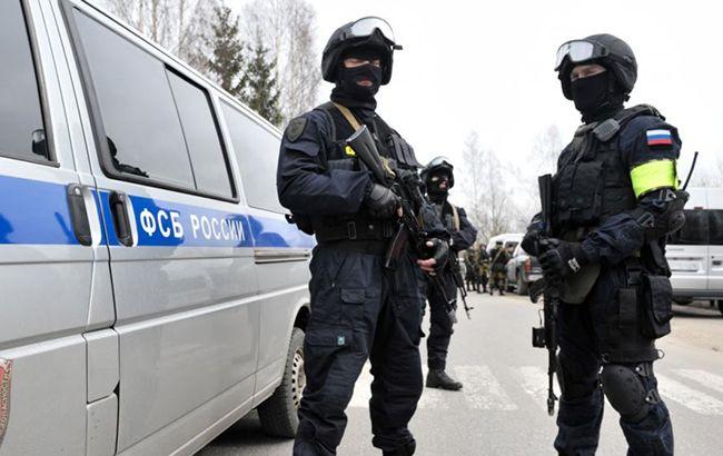 ФСБ заявила, что задержала