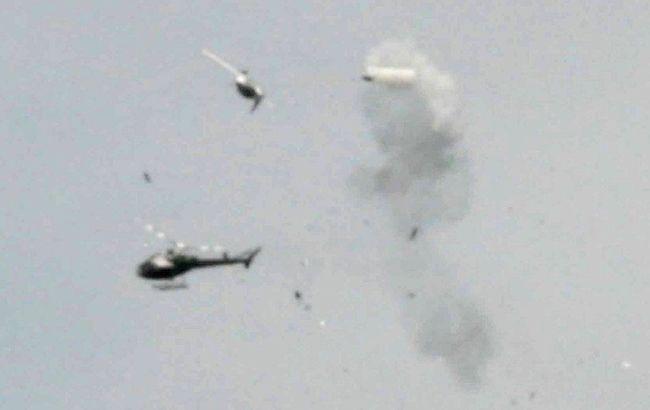 В Италии столкнулись вертолет и легкомоторный самолет