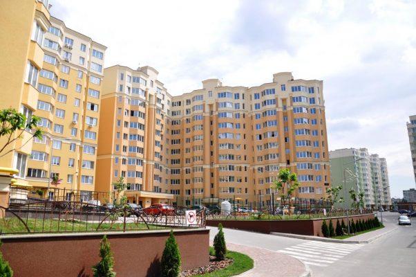 Новые квартиры от застройщика в Киеве