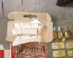 У жителя Фастова изъяли арсенал боеприпасов