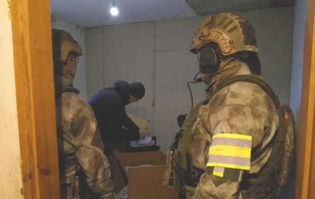 Полиция задержала подозреваемых в ограблении зала игровых автоматов в Николаеве