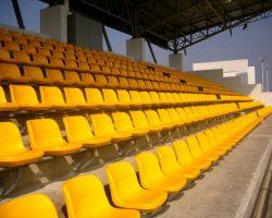 Пластиковые сидения для стадионов и не только
