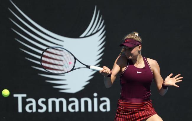 Ястремская проиграла в полуфинале парного турнира в Хобарте