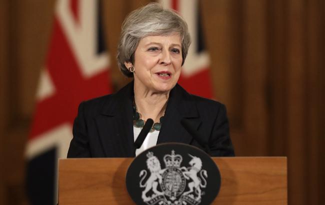 Мэй может снова отменить решающее голосование по Brexit