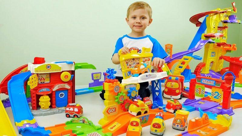 Магазин детских игрушек в Украине