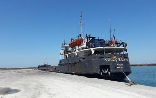 Посол Украины в Турции посетил выживших после крушения моряков