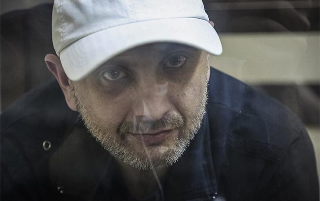 Осужденного в Крыму по делу
