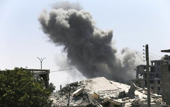 В Сирии в результате боев почти 40 человек погибли в течение двух дней