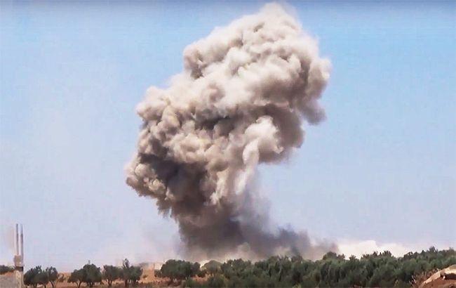 Более 40 человек погибли в результате авиаудара в Сирии