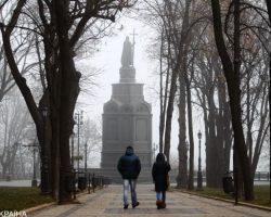 Погода на сегодня: в Украине преимущественно без осадков, днем до +5