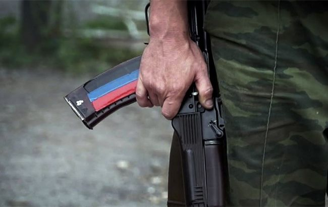 В Луганске задержали боевика