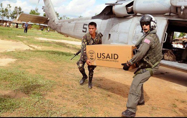 В Колумбию прибыла первая партия гуманитарной помощи для Венесуэлы
