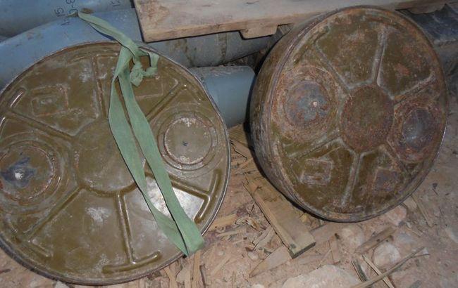 ОБСЕ зафиксировала 12 противотанковых мин в оккупированной части Донецкой области