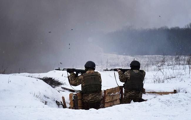 Боевики 3 раза обстреляли позиции ООС на Донбассе