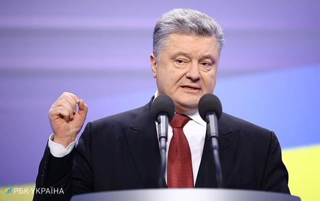 Порошенко: только членство Украины в ЕС и НАТО может быть гарантией независимости страны