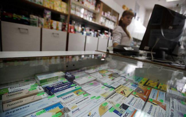 Цены на лекарства в украинских аптеках могут снова вырасти