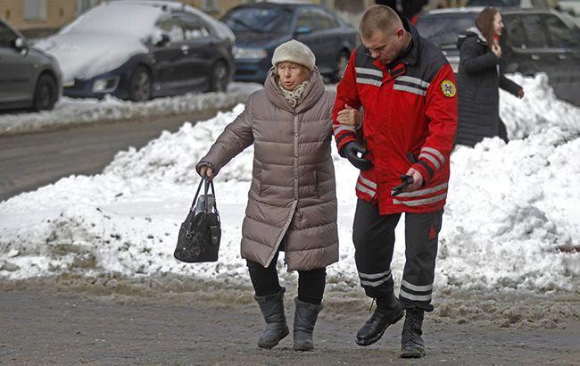В Киеве сегодня ожидается гололедица