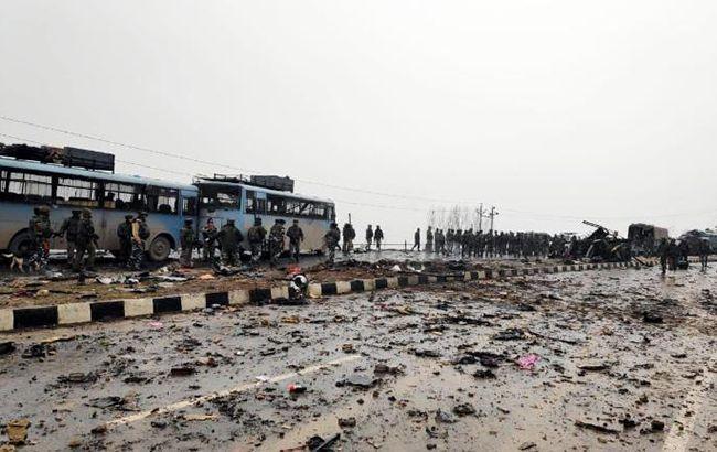 В Индии возросло число погибших в результате нападения на военных