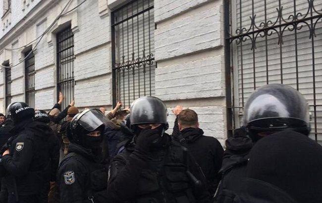 Участникам столкновения под Подольским райотделом могут сообщить о подозрении