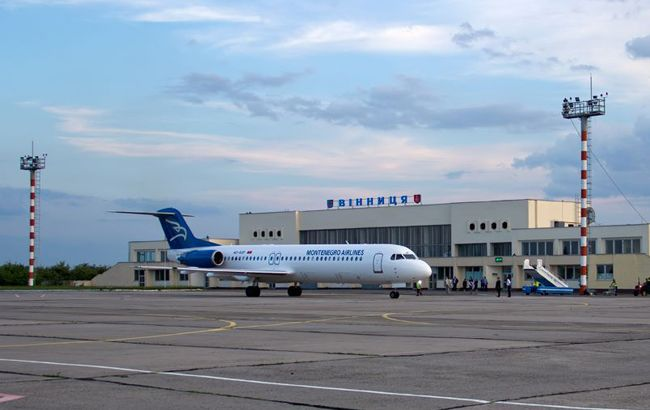 В Укринфрапроекте рассказали о реконструкции двух аэропортов