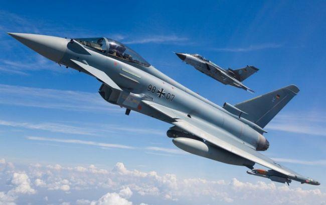 Истребители НАТО осуществят тренировочные полеты над Эстонией