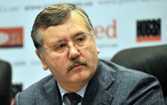 Верховный не удовлетворил аппеляцию Гриценко на решение по иску к ЦИК