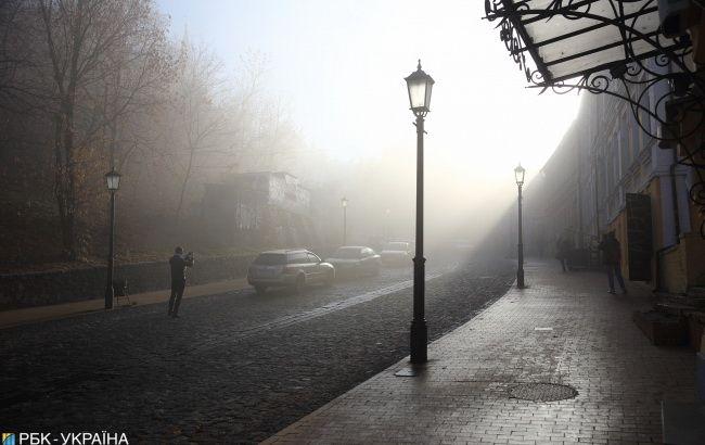Погода на сегодня: в Украине местами снег и дожди, днем до +12