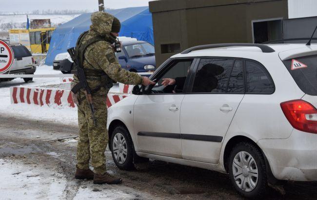 Пункты пропуска на Донбассе за сутки пересекли 38 тыс. человек