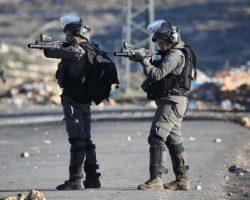 Палестина сообщила о применении оружия против митингующих израильскими военными