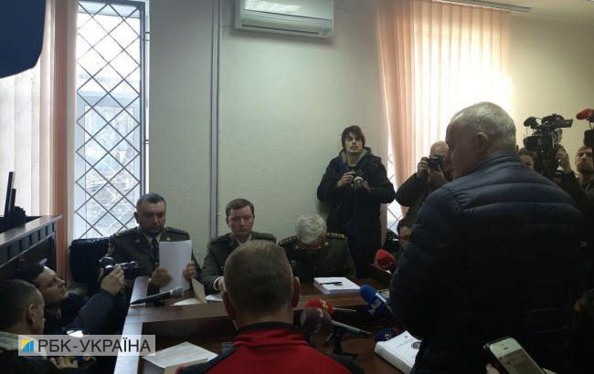 Суд по делу экс-главы Генштаба ВСУ Заманы объявил перерыв