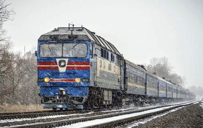 Украина сокращает железнодорожное сообщение с Россией