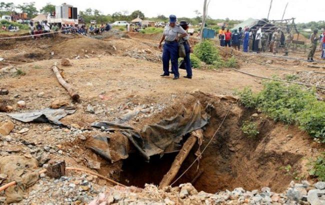 В Зимбабве в результате затопления шахты погибли 22 горняка