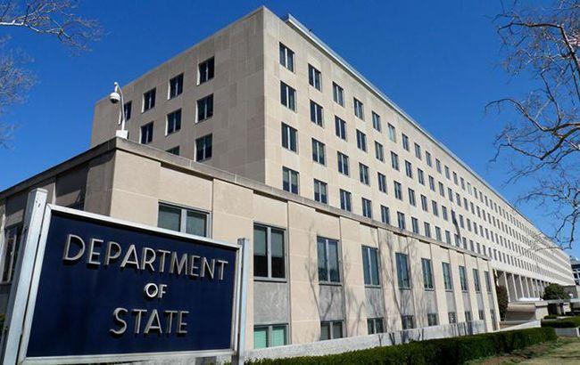 Заявление о выходе США из ракетного договора опубликовали на сайте Госдепа