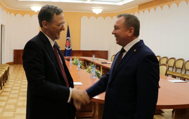 Беларусь уведомила США об отмене ограничений на количество дипломатов