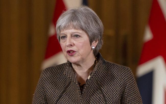 Евроскептики выдвинули Мэй требования по соглашению о Brexit