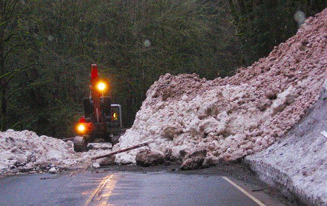 Синоптики предупредили о лавинной опасности в Карпатах