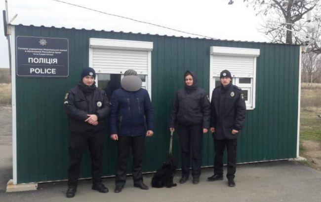 В Херсонской обл. задержали военнослужащего из Крыма, который перешел на сторону РФ