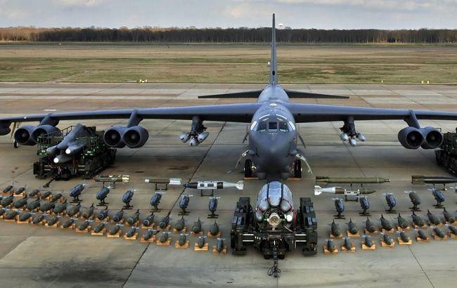 США перебросили на британскую авиабазу 6 бомбардировщиков