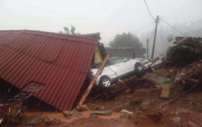 В Зимбабве из-за тропического шторма погибли более 20 человек